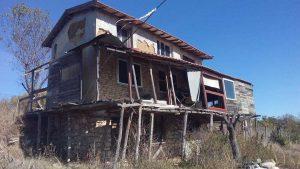 Маршрут Аспарухово - местност Крушките, стара къща в кв. Звездица