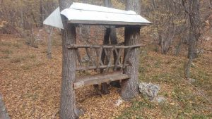 Маршрут Аксаково - Калиманци - хранилка за животни в гората