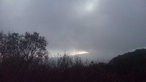 Изглед от Франгенско плато край ТВ кула Варна към града