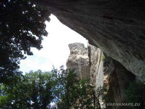Мадарски конник - в Голямата пещера