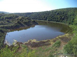 Каньон на Сухата река - Оногурския язовир
