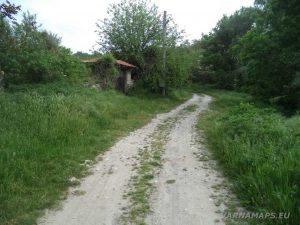 """Екопътека """"Кара пещера"""" - по пътя през с. Манастир"""