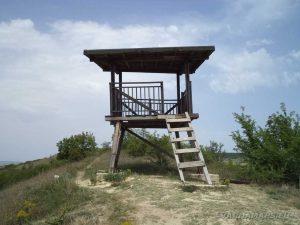 """Крепост """"Овеч"""" - наблюдателна кула"""