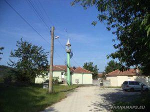 Джамията в с. Билка