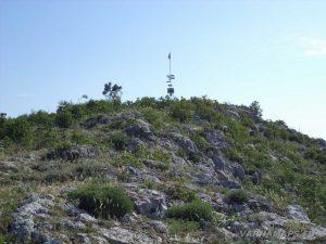 В подножието на връх Коджа Кая