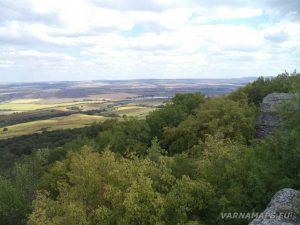 Панорамен изглед от Рояшките скали