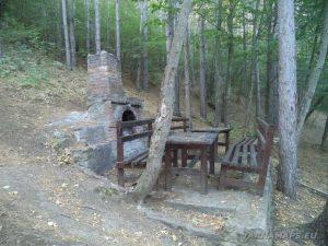 """Екопътека """"Калето"""" - място за пикник до извор """"Аязмото"""""""