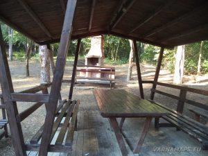 """Екопътека """"Калето"""" - места за пикник на Първомайската поляна"""