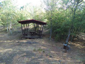 """Екопътека """"Калето"""" - място за пикник на платото"""