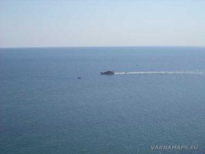 Нос Емине - панорамна гледка към морето