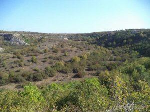 """Красива гледка от ръба на каньона на """"Седемте одаи"""""""