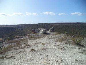 """На платото над """"Пробитият камък"""""""
