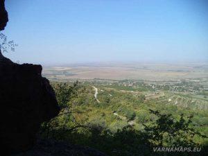 """Страхотна панорама от """"Дядо Куртевата пещера"""""""