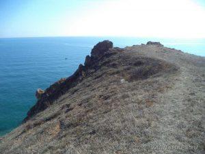 Страхотно място за снимки по маршрута нос Калиакра - залив Болата