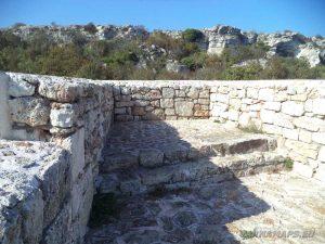 """Резерват """"Яйлата"""" - на стената на крепостта"""