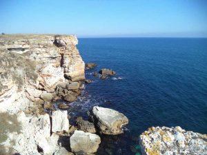 """Резерват """"Яйлата"""" - впечатляваща морска гледка от скалите"""