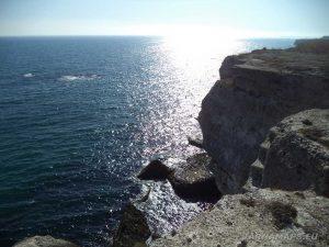 """Резерват """"Яйлата"""" - красива гледка от скалите"""