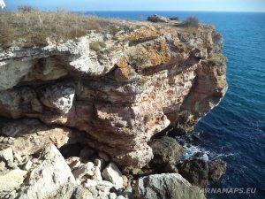 """Резерват """"Яйлата"""" - красивите скали на резервата"""