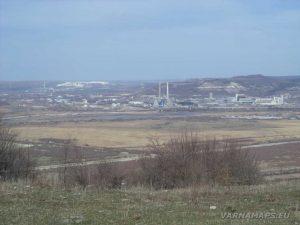 Петрич кале - изглед към варненското езеро