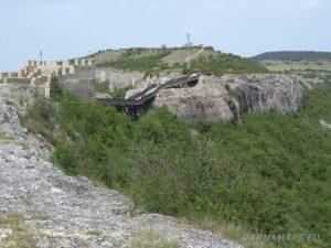 Крепост Овеч - общ изглед