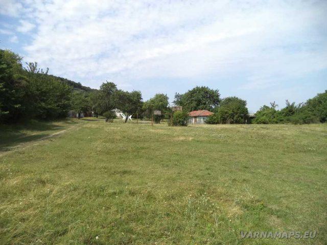 Кирека - пионерски лагер - на поляната