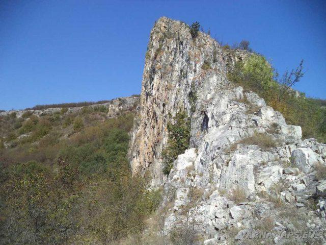 Седемте одаи - над Голямата канара