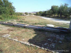 Селската чешма край Невша