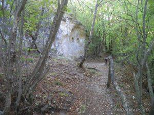 Екопътека Батаклията - край Тракийското светилище