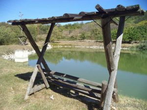 Екопътека Батаклията - езеро в комплекс Барите