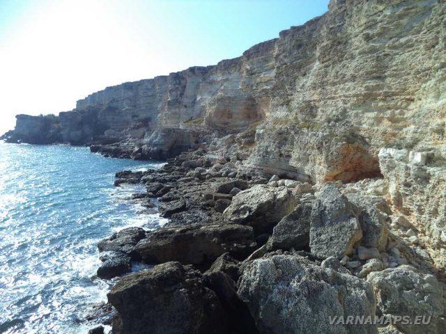 Камен бряг - скален пейзаж