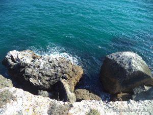 Резерват Яйлата - поглед от скалите
