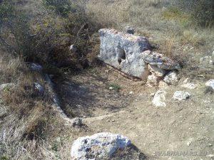Резерват Яйлата - Късноантична винарна