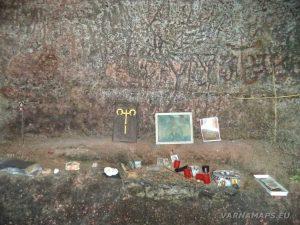 Резерват Яйлата - скална църква - олтар