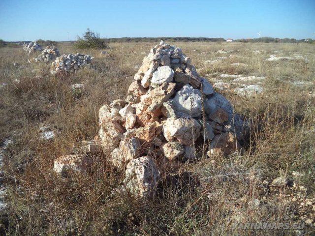 Резерват Яйлата - гранична линия