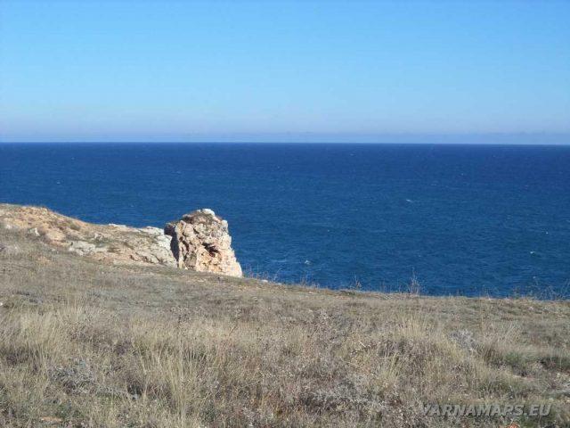 Екопътека Тюленово - началото на маршрута