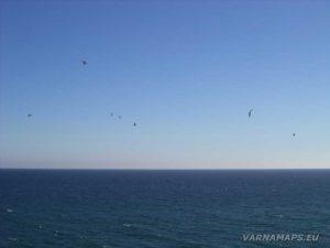 Екопътека Тюленово - летящи чайки
