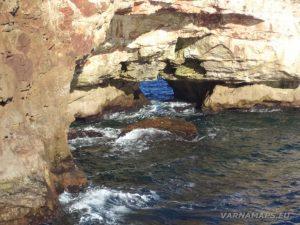 Екопътека Тюленово - малка арка