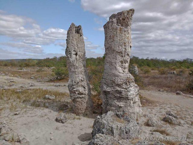 Побити камъни - кулите