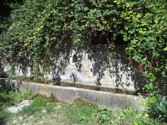 Скален манастир Монасите - Стефанова чешма