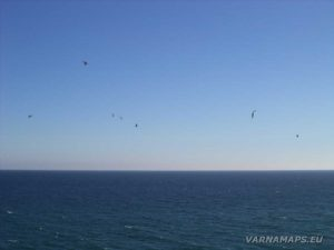 """Екопътека """"Тюленово"""" - летящи чайки над морето"""