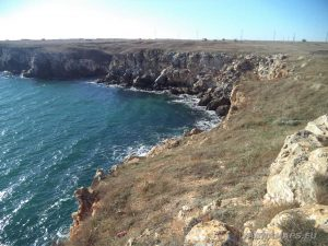 """Екопътека """"Тюленово"""" - красивия скален бряг преди Тюленово"""