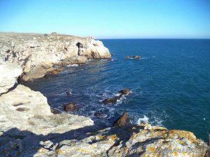 """Екопътека """"Тюленово"""" - красивия скален бряг край Тюленово"""