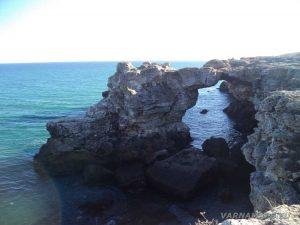 """Екопътека """"Тюленово"""" - Скалната арка"""