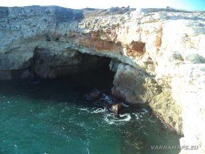 """Екопътека """"Тюленово"""" - подводна пещера"""