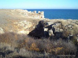 """Екопътека """"Тюленово"""" - дупката към подводния тунел"""
