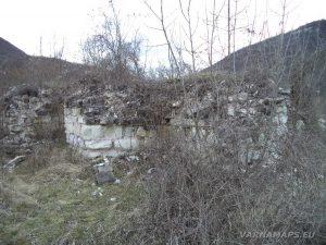 """Руини от средновековен манастир """"Света Богородица"""" - Равна"""