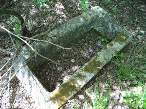 Старобългарско светилище - малка ритуална скална гробница