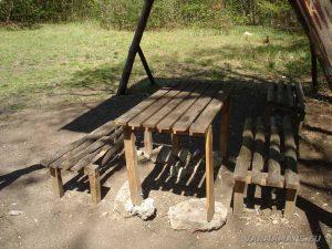 Екопътека Аладжа - Кранево - място за пикник край Златни пясъци