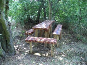 Местност Капладжата - място за пикник
