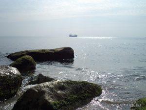 """Плаж """"Галата"""" - красив изглед към морето"""